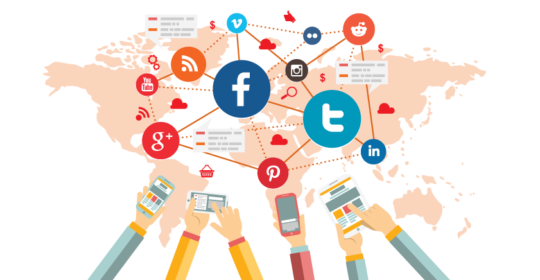 Social Media Marketing Company in India