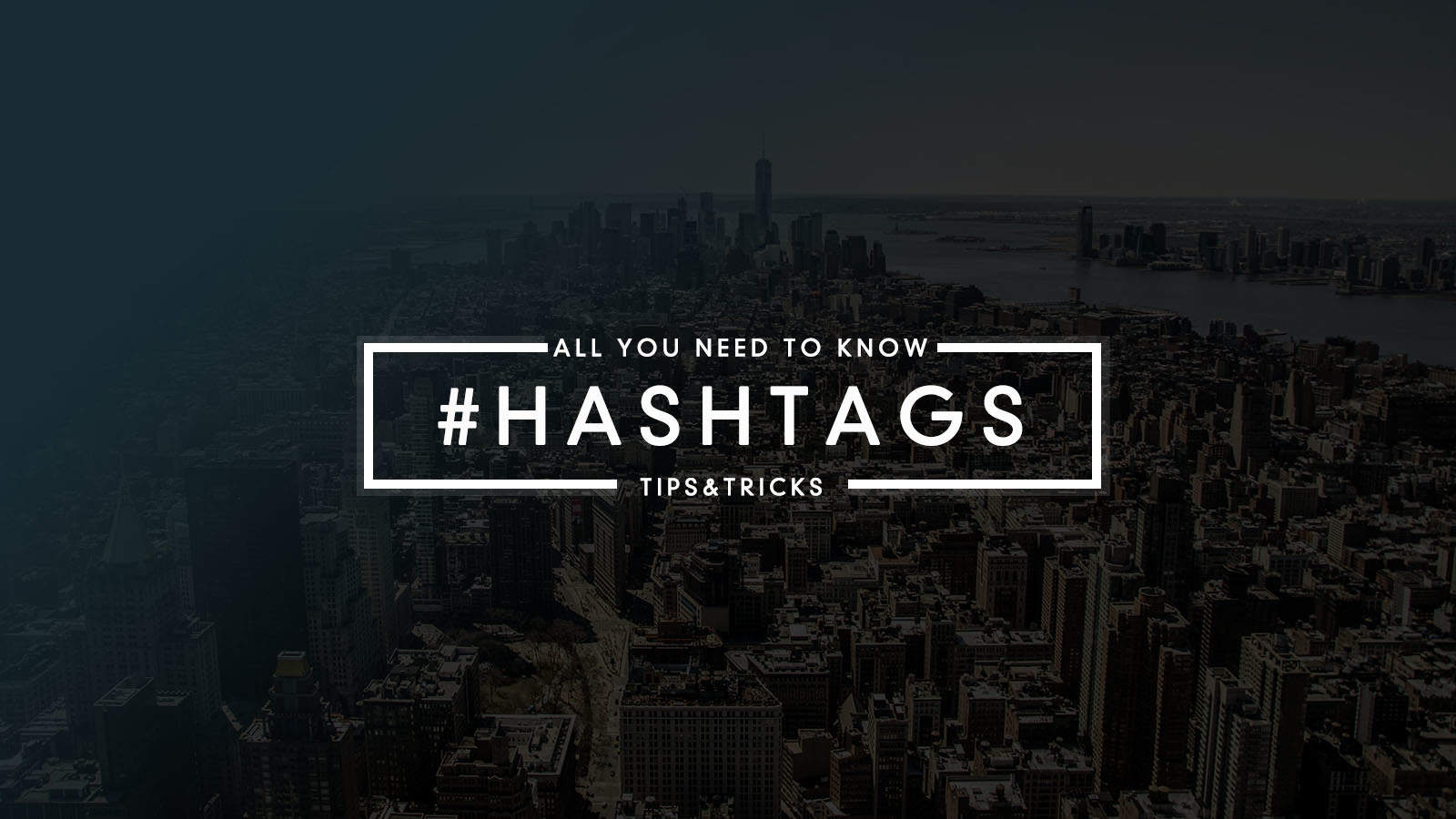 How to Use Hashtags to Promote your Brand